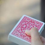 kártyavetés