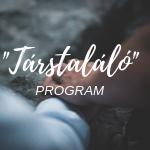 Társtaláló Program